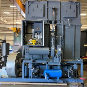 TANN Corp used regenerative thermal oxidizer with 1,000 scfm capacity
