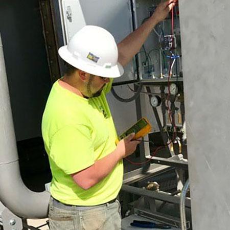 thermal oxidizer repair and maintenance