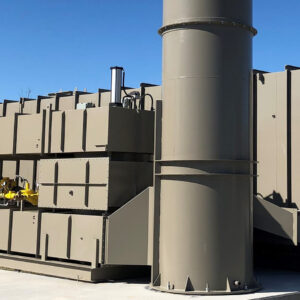 Used Regenerative Thermal Oxidizer Inventory