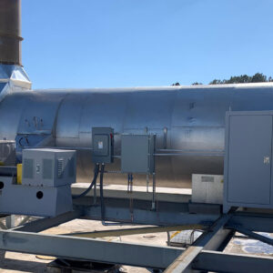Used Thermal Oxidizer Inventory