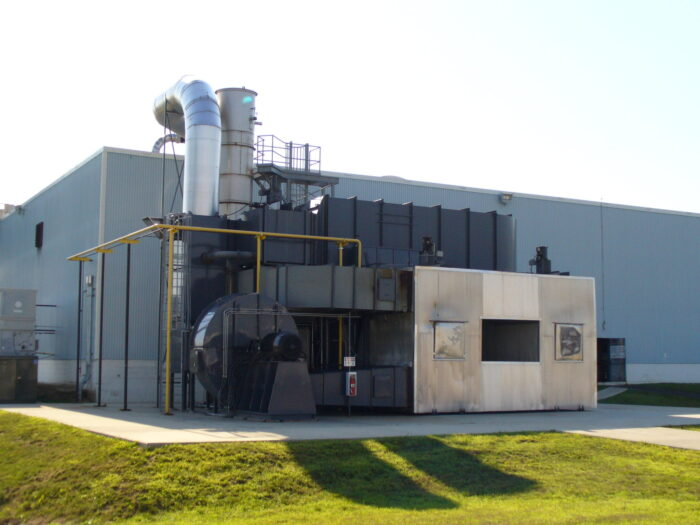 When looking to purchase an RTO, often times a refurbished oxidizer from Kono Kogs is the best way to go.