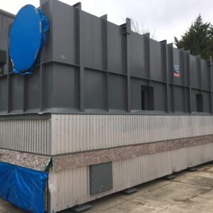 Durr MEGTEC Systems Epsilon Used Regenerative Thermal Oxidizer (RTO) with 25,000 scfm capacity
