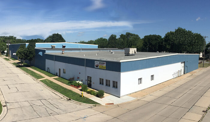 thermal oxidizer company in Green Bay, Wisconsin