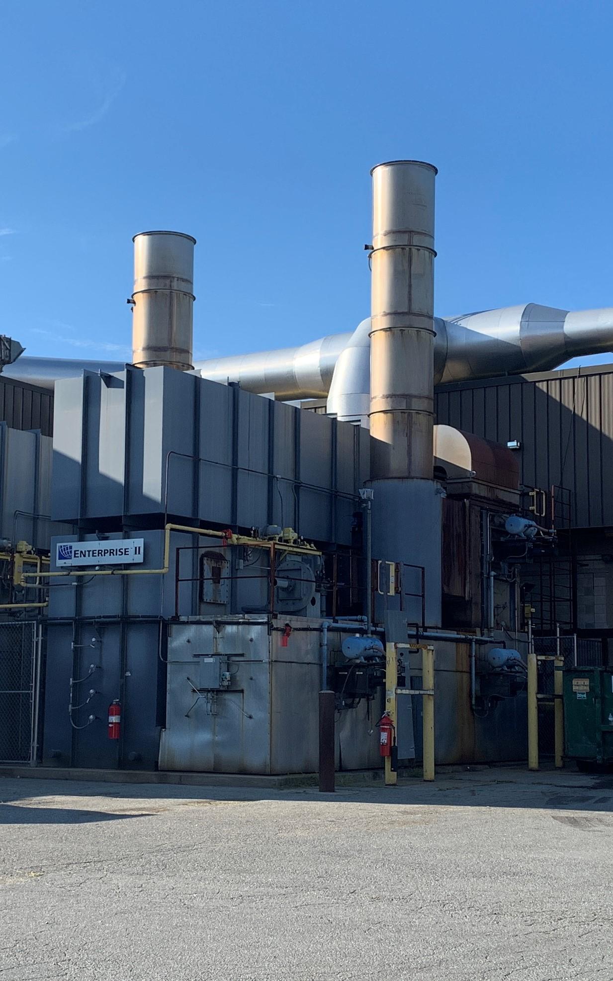Durr MEGTEC Enterprise 20000 Used Regenerative Thermal Oxidizer