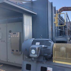 Used CECO Adwest Retox Regenerative Thermal Oxidizer (RTO) with 16,000 scfm capacity