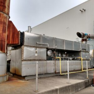 Used CECO Adwest Retox Regenerative Thermal Oxidizer (RTO) with 30,000 scfm capacity